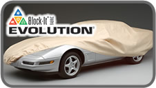 Evolution Car Covers