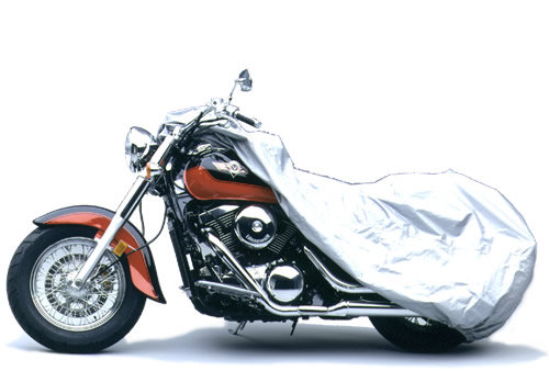 Ready-Fit Motorbike Covers