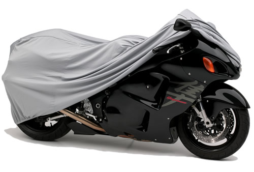 Form-Fit® Motorbike Cover (Gray)