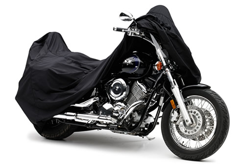Pack Lite™ Motorbike Cover (Black)