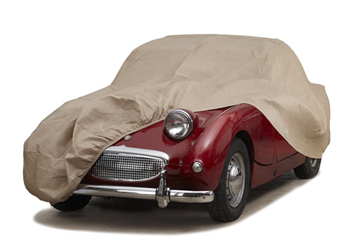 Ready-Fit Car Covers